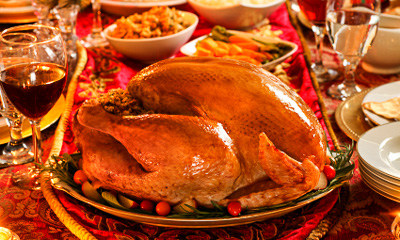 Boston restaurants - Where to go for Thanksgiving dinner
