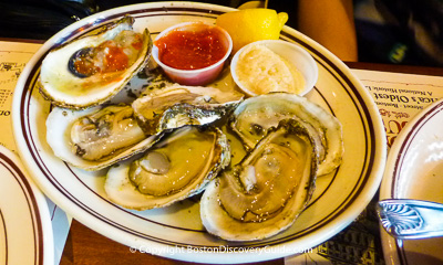 Boston restaurants - Union Oyster House