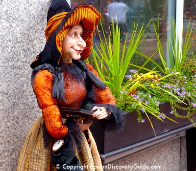 Halloween In Salem Massachusetts Witch Museums