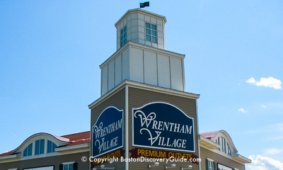 Wrentham Village Outlets Bus Trip