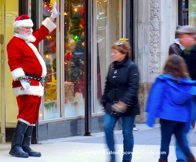 Boston hotel specials for December