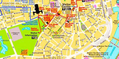 Boston maps