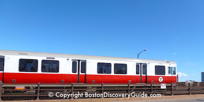 Boston's Subway