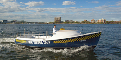 Boston Water Taxis