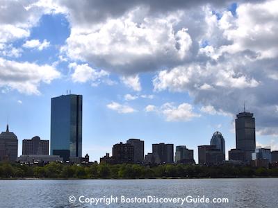 Boston's 4 Seasons