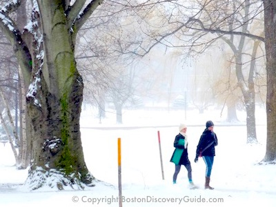 Extreme Boston Weather - Blizzards, hurricanes, nor'easters