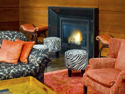 Boston Hotels with fireplaces