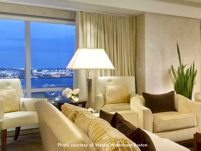 Best hotels near Boston's CruisePort