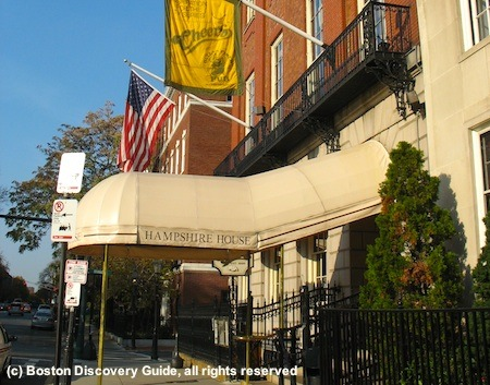 Boston Movie Tours final stop at Cheers