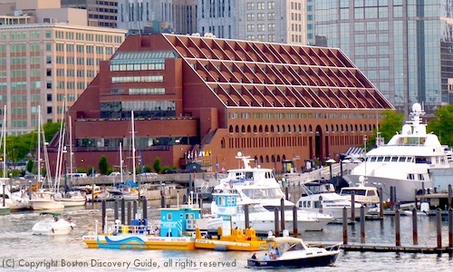 Boston Marriott Long Wharf photo - top kid friendly Boston hotels