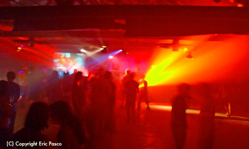 Boston dance clubs are popular late-night destinations
