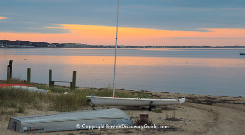 Cruises to Provincetown