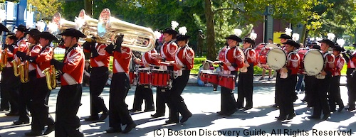 Fun Boston Events include parades, festival, celebrations, fireworks - find the best events in Boston each month!