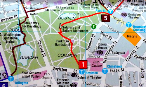 Best Boston Maps