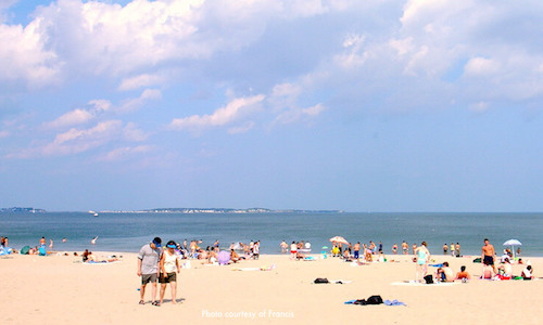 Boston's Beaches
