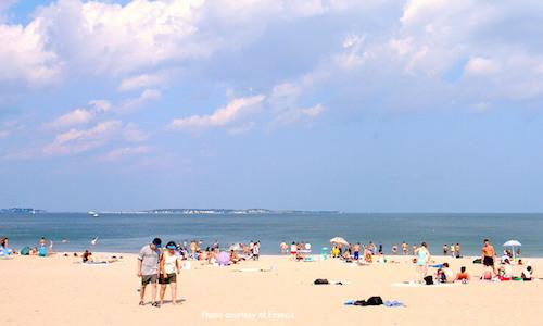 Boston's Beaches