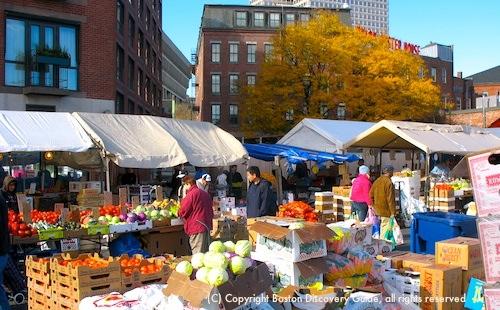 Photo of Haymarket Boston