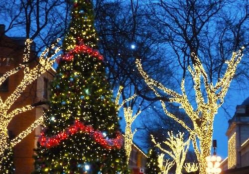 Boston events in December