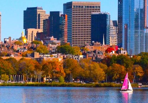 Boston events in November