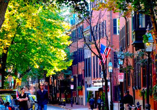 Boston events in September