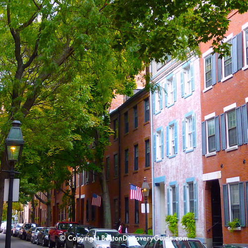 Boston neighborhoods:  Bay Village
