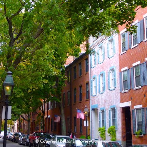 Boston neighborhoods:  Bay Village