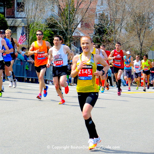 Boston Marathon hotels