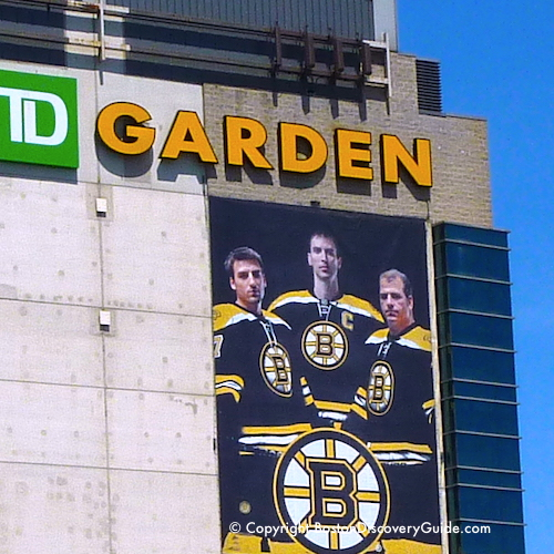 Boston hotels near TD Garden