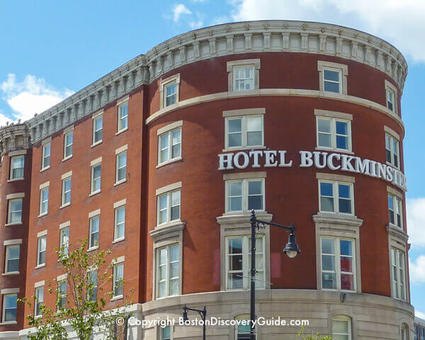 Hotel Buckminster in Boston