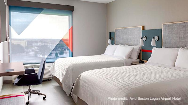 Avid Hotel near Boston Logan Airport