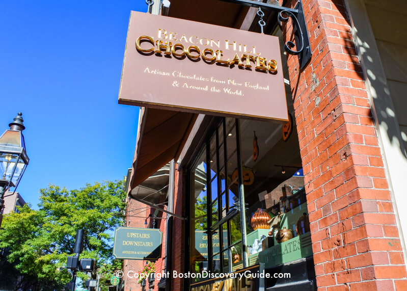 Boston Movie Mile Walking Tour in Beacon Hill