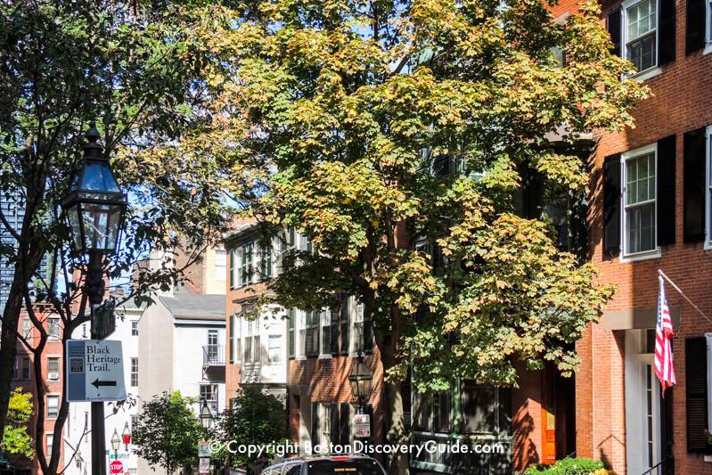 Black Heritage Trail tour in Boston