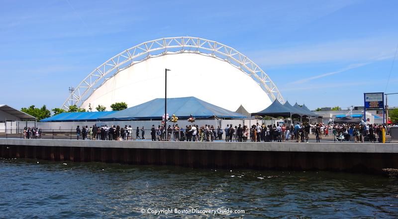 Blue Hill Pavilion - Boston's favorite summer concert venue