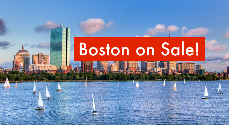 Use Boston coupons, discount cards, and discount deals to save on Harbor and Charles River cruises - and lots more!