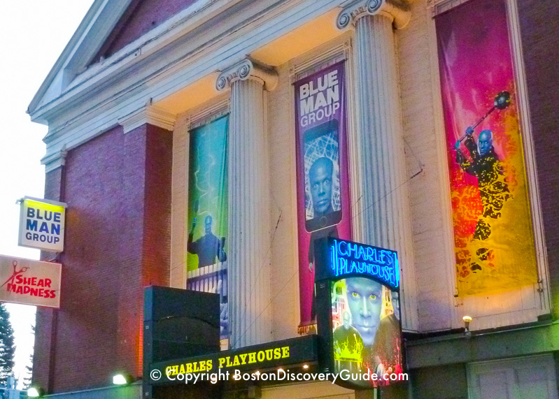 Charles Playhouse in Boston