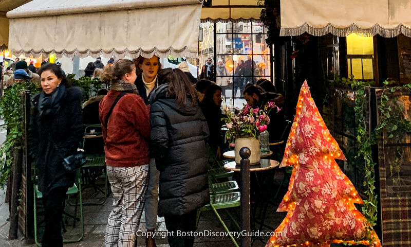 Sowa Boston's Holiday Market