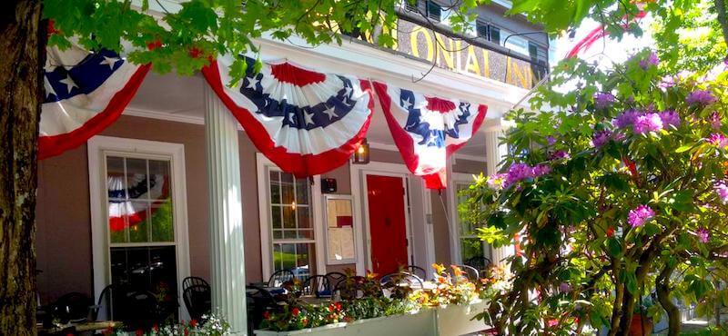 Colonial Inn in Concord
