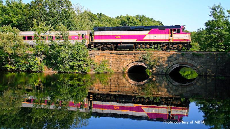 Boston commuter rail