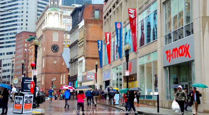 Boston Restaurant Week Winter