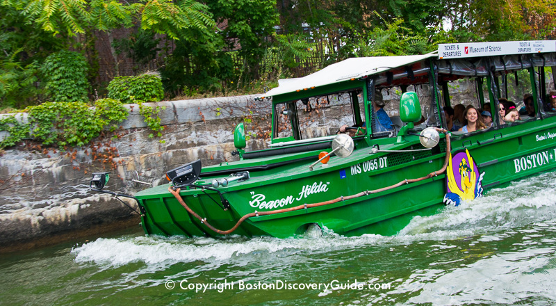Boston Duck Tours Discounts And Deals Boston Discovery