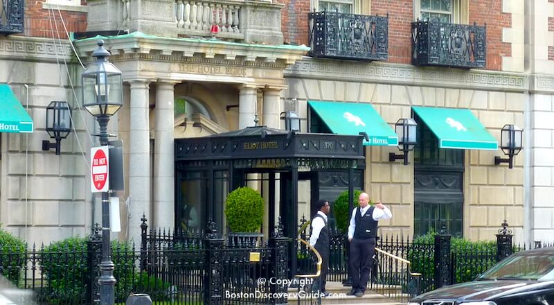 Boston Luxury Boutique Hotels
