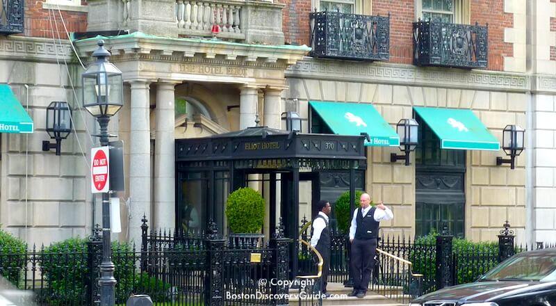 Boston Luxury Boutique Hotels