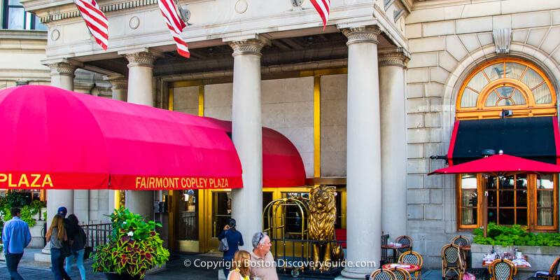 Boston Hotel Guide