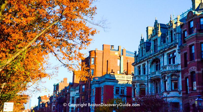 Visiting Boston In November Travel Tips Boston