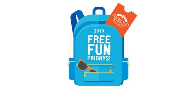 Free Fun Fridays in Boston