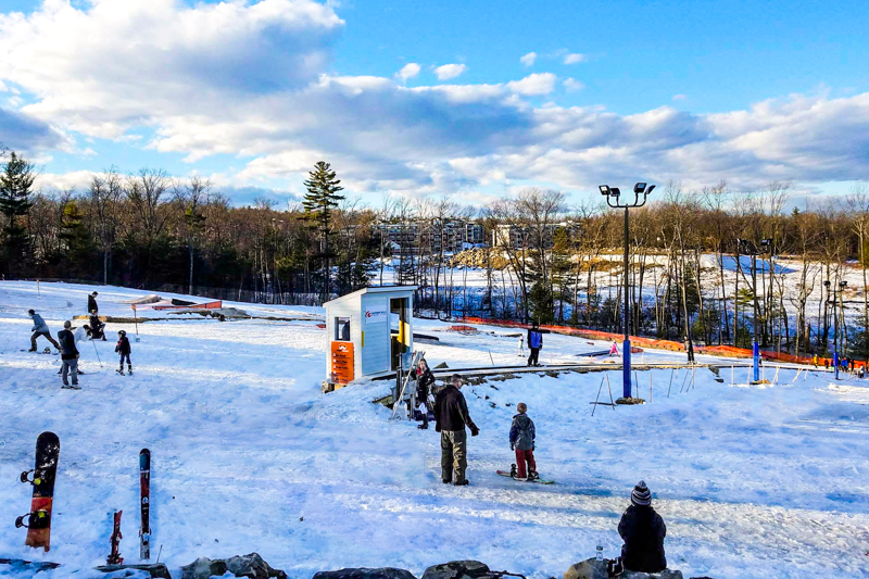 Gateway Hills Snow Park