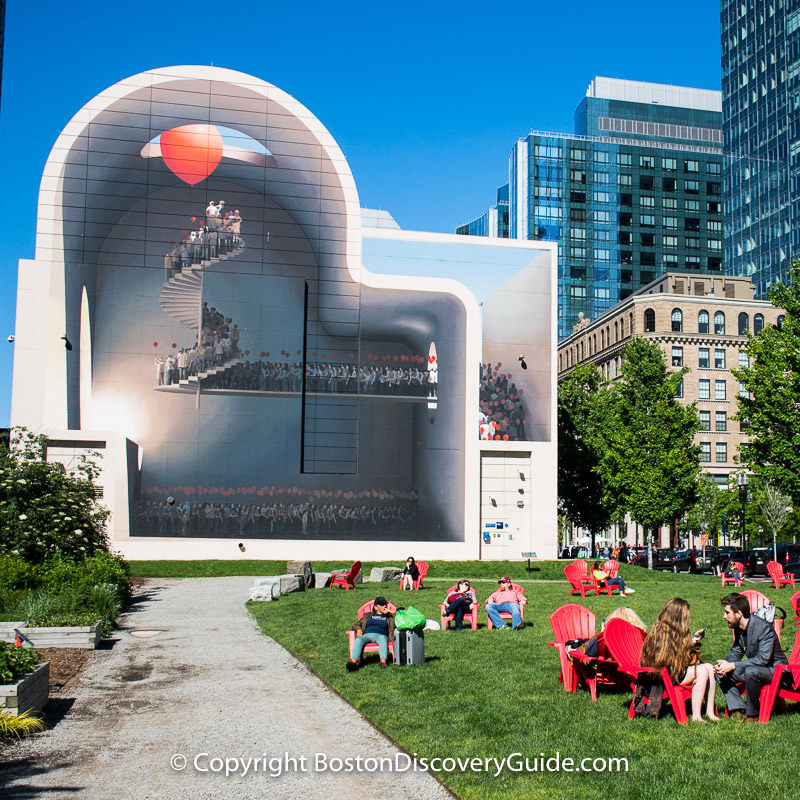 Art on the Greenway