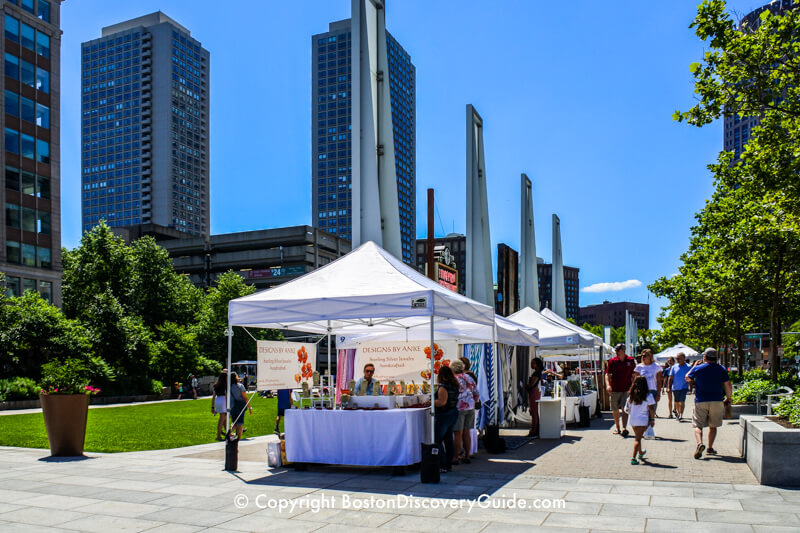 Greenway Open Market - Boston