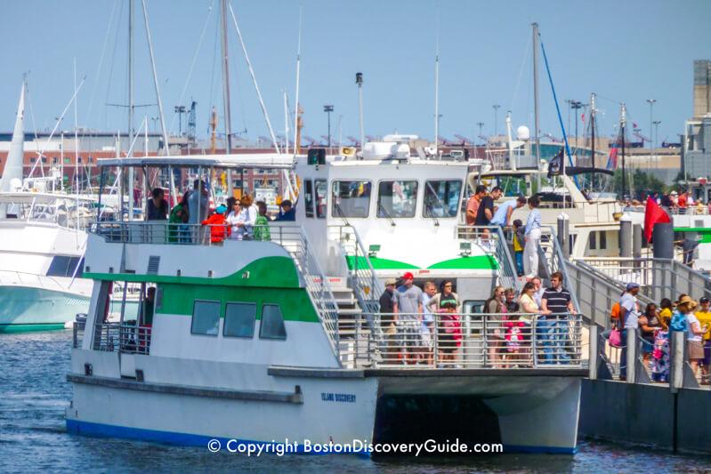Harbor Island Express - Boston