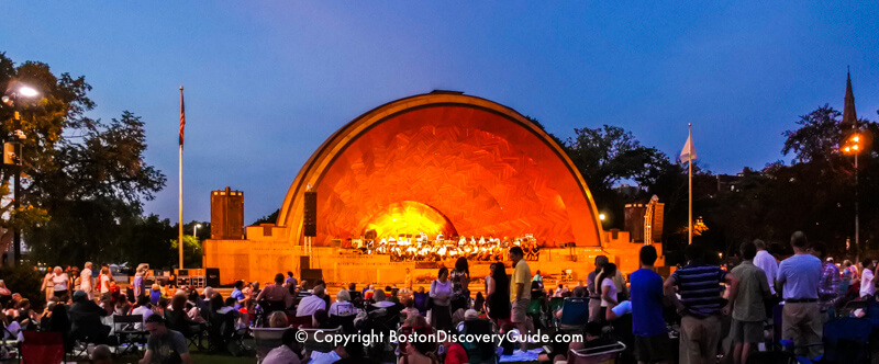 Boston Hatch Shell